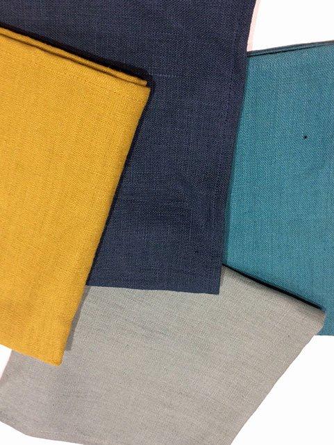 lin ou l 39 autre belles serviettes de table en lin fran ais de qualit. Black Bedroom Furniture Sets. Home Design Ideas