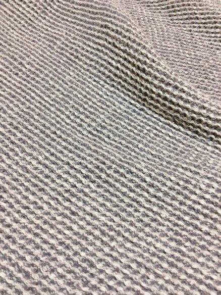 Serviette de bain Gris Chiné 70x100 cm
