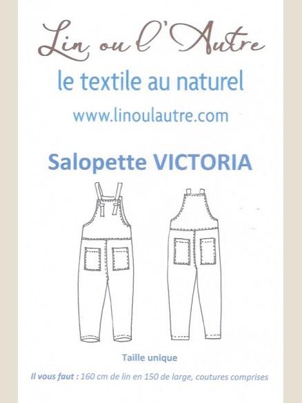 Patron Salopette Victoria