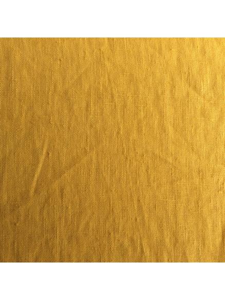 Lin Lavé Jaune Curry