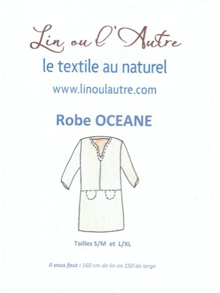 Patron robe Océane