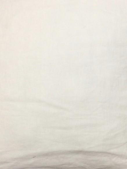 Lin Lavé Grande largeur Blanc