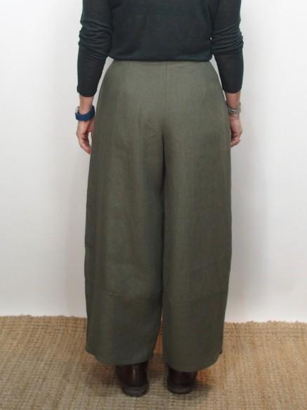 Pantalon en lin Jovette