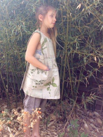 Tablier japonais enfant Babeth